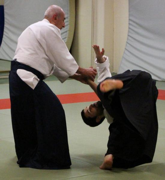 HARAGEI RYU aikido castelnau le lez 2