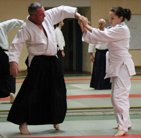HARAGEI RYU aikido castelnau le lez