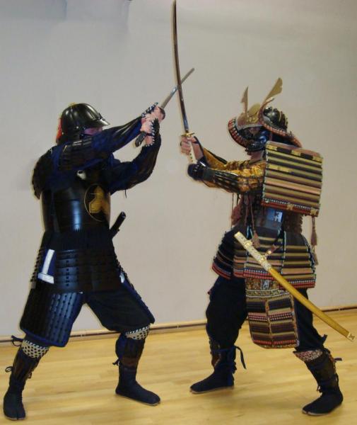 HARAGEI RYU Kenjutsu (1)