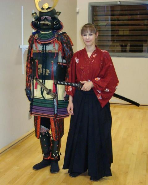 HARAGEI RYU Kenjutsu (2)