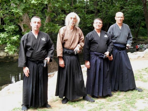 HARAGEI RYU Kenjutsu