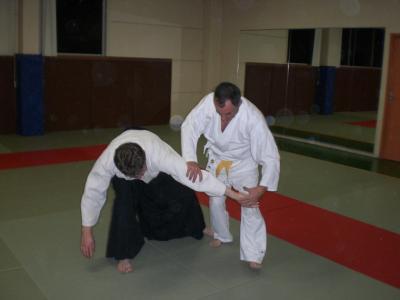 Haragei ryu aikido