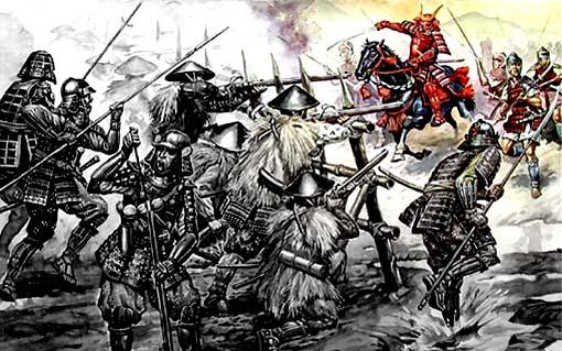 Sekigahara histoire10
